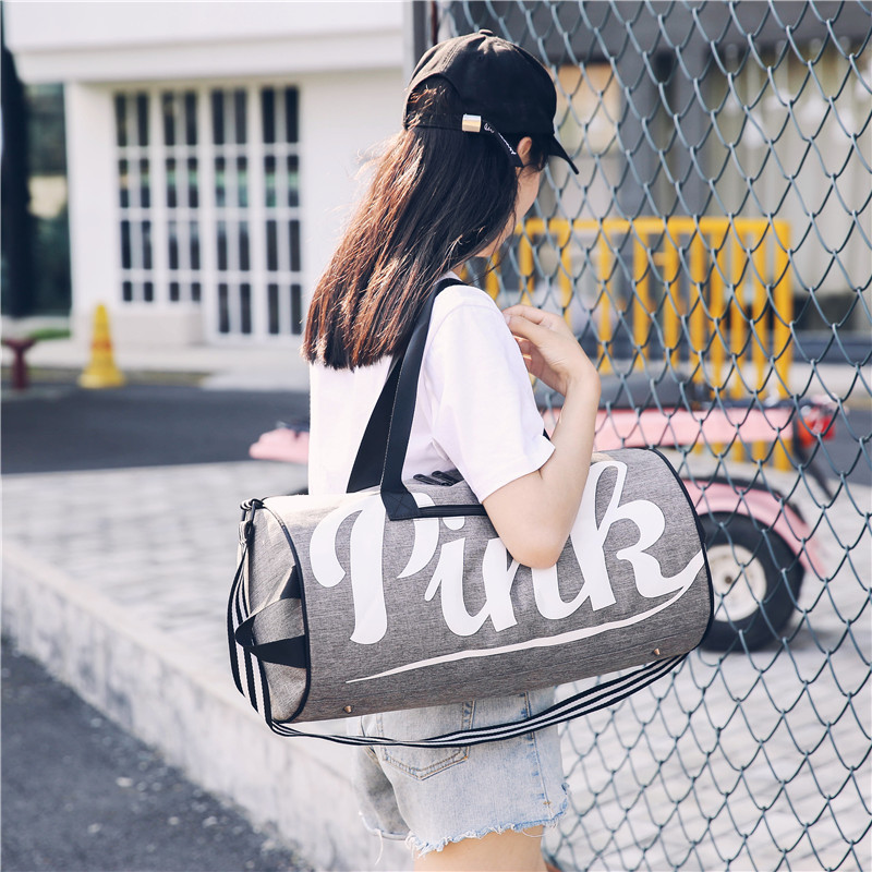 Oxford Multifunctional Outdoor Women Sport Bag Training Gym Bag Women 39 s Sports Handbag Bags For Women Fitness Bag in Gym Bags from Sports amp Entertainment