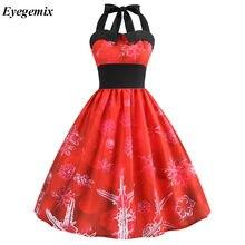 5d44d4b1743e7 Popular Rockabilly Christmas Dress-Buy Cheap Rockabilly Christmas ...