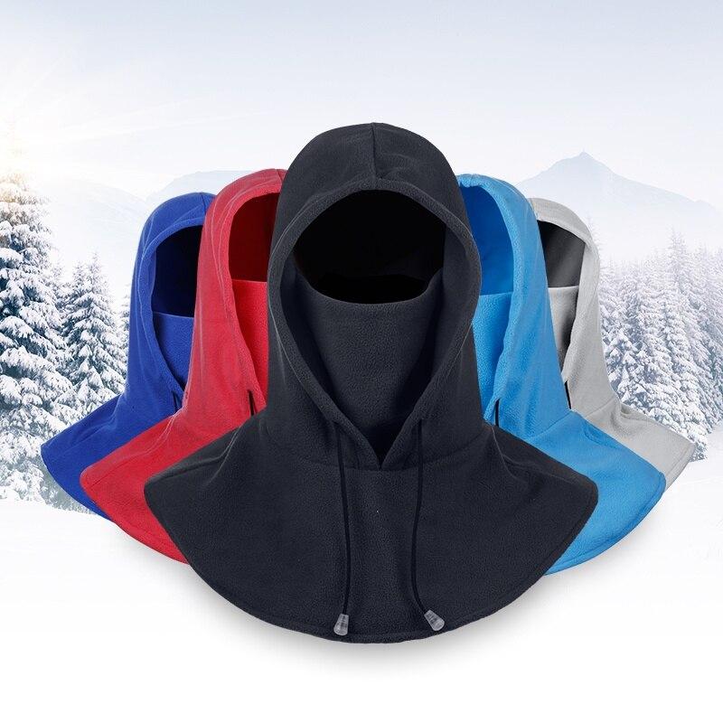 Winddicht Ski Masked Hut Kappe Neck Warmer Ski Haube Hut Outdoor Sport Winter Motorrad Balaclava Snowboard Balaclava Gesicht Maske