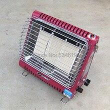 Сжиженный газ обогреватель инфракрасный Энергосберегающие нагрева печи Indoor Открытый Портативный Нагреватель