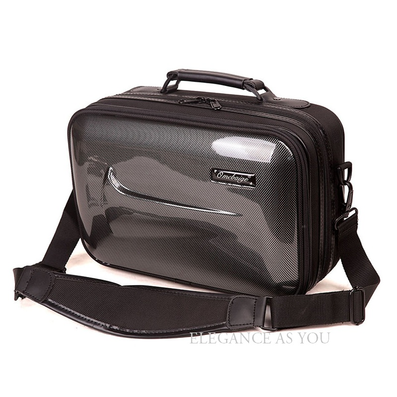 Free shipping large capacity backpack clarinet bag portable durable clarinet case woodwind bag clarinet abrasion damping