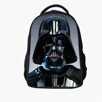 16 Inch 3d Printing School Backpack Cartoon Bags Cool Children Cheap Bag Star Wars Backpack For