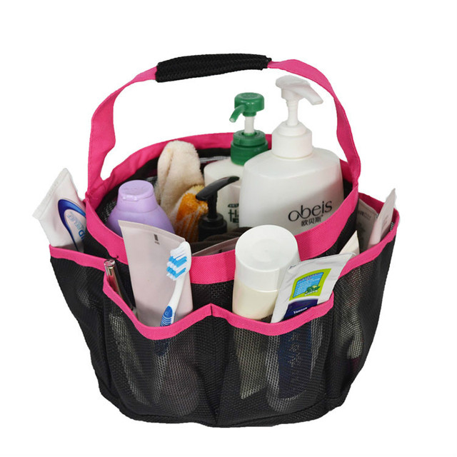 Toiletry and Bath Organizer with Storage Compartments/Shower Tote ...