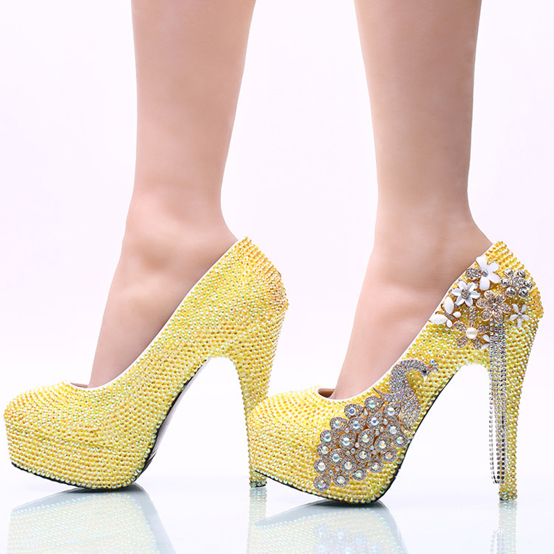 Online Get Cheap Lemon Yellow Heels -Aliexpress.com | Alibaba Group