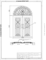 regal iron doors single door iron gate