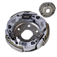 DWCX Performance Racing Clutch Replacement for GY6 50cc 139QMB Scooter Honda Yamaha Loncin ATV Quad Moped Suzuki Shineray