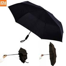 Xiaomi Mijia WD1 автоматический дождливый Зонт Карманный Солнечный дождливый летний алюминиевый ветрозащитный водонепроницаемый УФ зонтик солнцезащитный козырек для мужчин и женщин