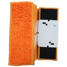 Hot! New 10pcs high quality Washable wet sweeping Pad mopping pads for iRobot Braava Jet 240 241 6pcs 3x2 microfiber washable wet damp dry sweeping pad mopping pads cloth for irobot braava jet 240 241 244 245 replacement