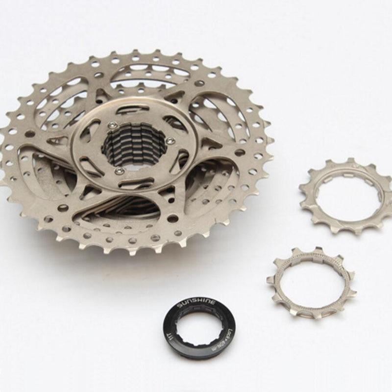 Cassettes, Freewheels & Cogs Cycling Sunshine 11-36t 10 Speed Mtb Mountain Bike Freewheel Bicycle Flywheel Cassette