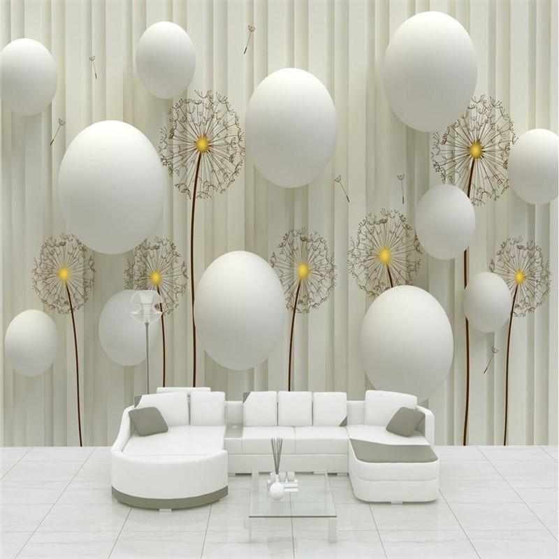 ③Beibehang murales 3D estéreo europeo salón sofá Fondo papel ...
