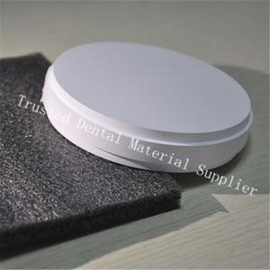 Image 5 - HEIßER! 1 stück ST HT OD98 * 16/18/20MM CAD/CAM Wieland System Zahn Zirkonia Block für Fräsen Maschine Zirkonium Keramik Blöcke