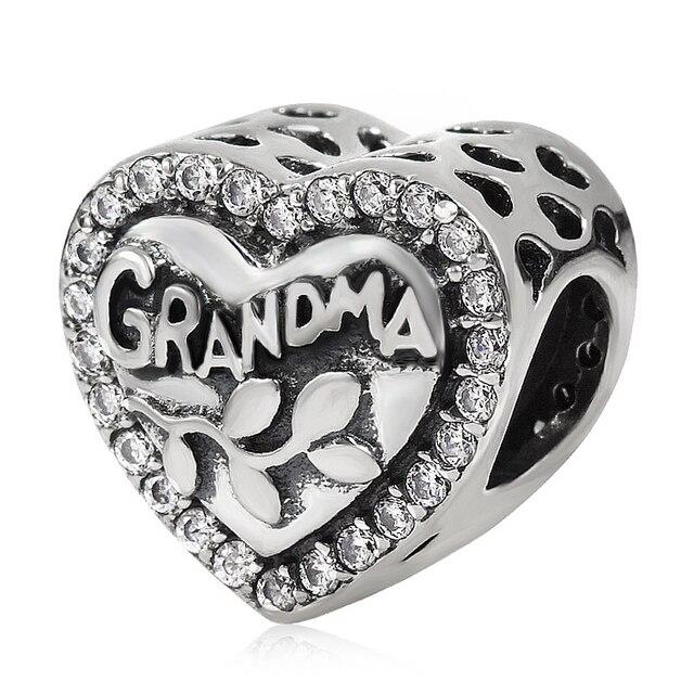 pandora charm bracelet grandma