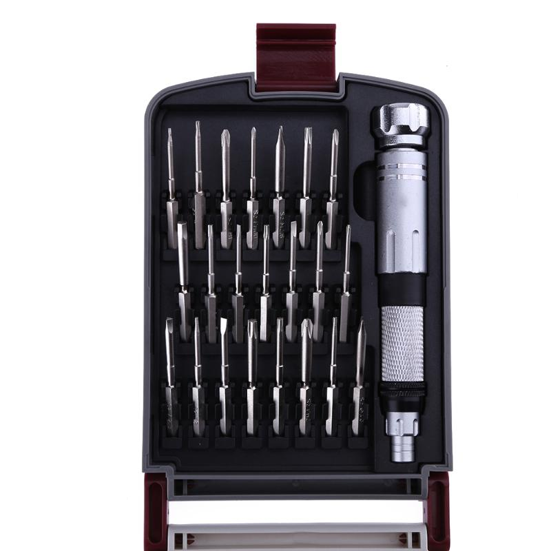 22 in 1 Precision Screwdriver Set Repair Tools Mobile Phone Computer Laptop Electronic D ...