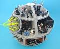 Nuevo Modelo de figuras de la Guerra de Las Galaxias de legoings de la estrella de la muerte de 3803 piezas bloques de construcción para niños 10188 juguetes educativos para niños regalos