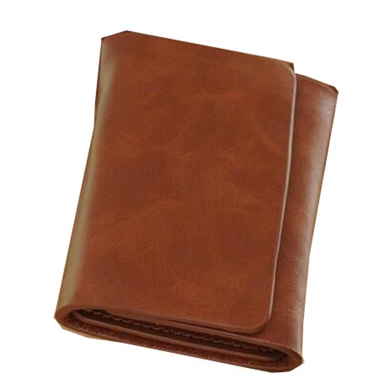 clipe carteras hombre rfid -- Material Principal : Couro Genuíno