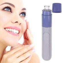 Mini Elétrica Facial Pore Cleanser Limpador de Pele Rosto Sujeira Sugar A Vácuo Ferramenta Removedor de Cravo Acne Pimple Limpas Ferramentas de Massagem