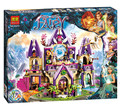 Bela Elves Azari/Aira/Naida/Emily Jones Sky Castle Fortress Minifigures Building Block MinifigureToys Compatible With Legoe