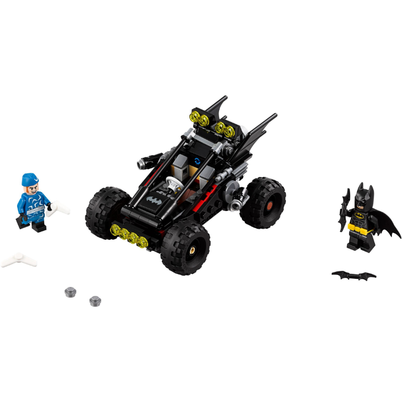 LEPIN Batman The Bat Dune Buggy Building Blocks Bricks Set Movie Model Kids Superman Classic Toys Marvel Compatible Legoe