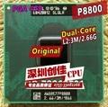 Доставка бесплатно Intel Core2 Extreme Процессор P8800 (3 М Кэш, 2.660 ГГц, 1066 МГц ФСБ) Socket 478 CPU P478