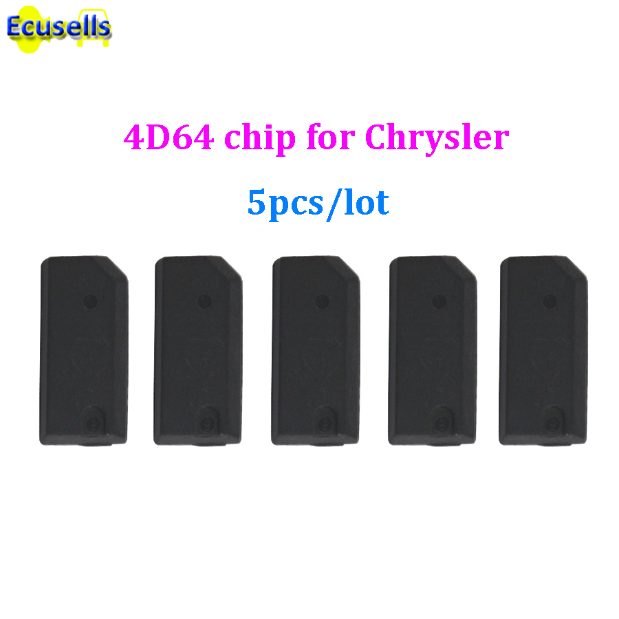 5PCS/LOT ID:4D(64) CHIP For Chrysler ID4D64 Carbon transponder Chip TP21 free shipping-in Car Key from Automobiles & Motorcycles    1