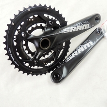 SRAM speed mountain bike speed change tooth plate S1000-10 Crankset Chainwheel cranks GXP hollow axis 44T air volume