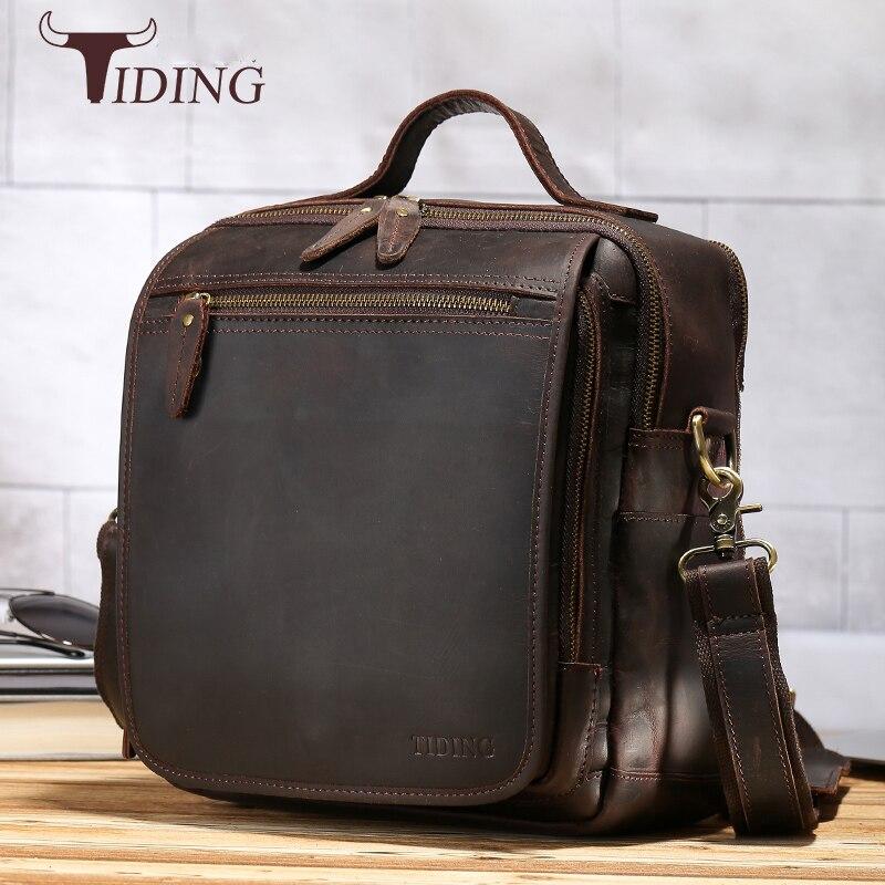 e29459996c Pulizia e riassetto Del Progettista di Lusso Handmade Leather Crossbody Bag  per un Breve Viaggio Stile
