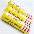 18650 Lin Da Bateria 3.7 V 3600 mAh Baterias Recarregáveis De Lítio-ion Bateria para Lanterna