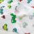 Muchachos de los niños Camiseta de la Historieta Del Coche Muchachos Camiseta de Manga Corta Con Cuello En V Camiseta Del Verano Del Muchacho Niños Ocasional Ropa 2699 W