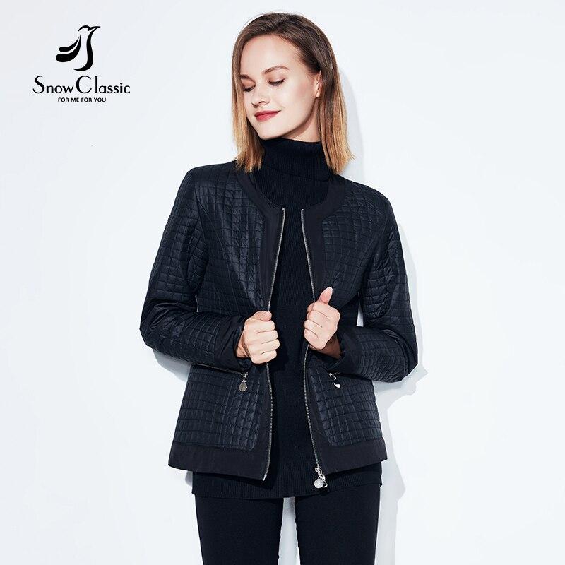 SnowClassic nuova primavera di grandi dimensioni allentato camicetta di modo delle donne cotone sottile caldo di alta qualità rivestimento delle donne di stile Europeo