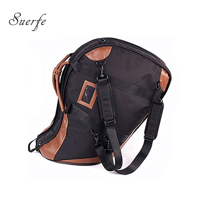 SUERTE 1.66KG French Horn Bag Cotton Bags Musical Instruments Case Accesorios Instrumentos Musicales