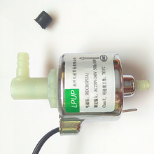 Miniature solenoid pump water heaters, small heaters dedicated solenoid pump model 30DCB (SP-12A) power AC220-240V- 50HZ 16W discounts 450w white infrared panel heaters front small scratches electric wall heaters factory guarantee