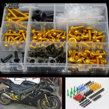 Motorcycle Accessories Fairing Bolt Screw Custom Windscreen For Honda Crf 450 Ybr 125 Kawasaki Ninja