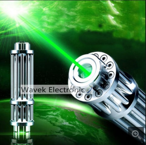 High Quality 52mw Super green Laser Pointers Flashlight burn match 5000m laser pen free shipping