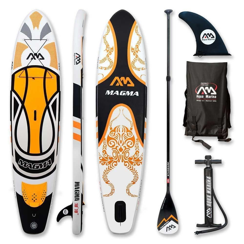 Aqua marina Magma inflatable SUP Stand up Paddle Board all around inflatable paddle board for exploring inflatable stand up paddle board inflatable sup board inflatable paddleboard