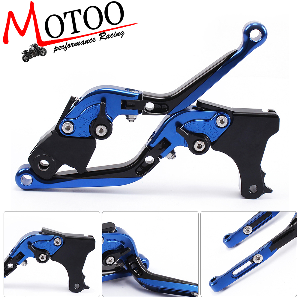 Motoo - B-1 B-8 Adjustable CNC 3D Extendable Folding Brake Clutch Levers for BMW F800GS/Adventure 08-17 F700GS 13-17 F800R 09-17 for bmw r1200 gs 13 17 r1200gs adventure 2014 2017 titanium red motorcycle adjustable folding extendable brake clutch lever