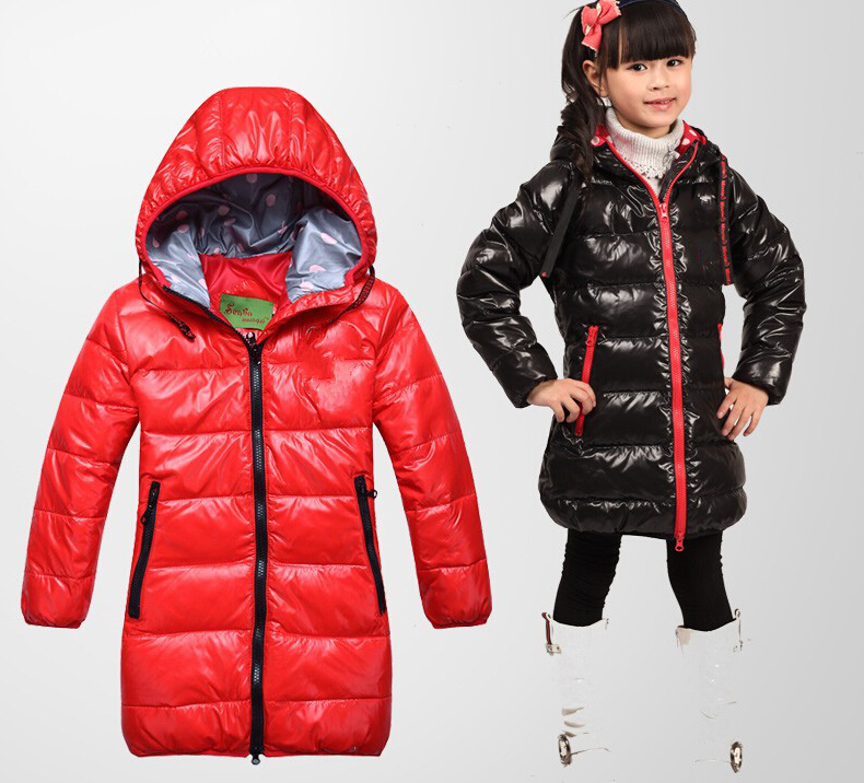 coat woolen Picture - More Detailed Picture about Girls Down ...
