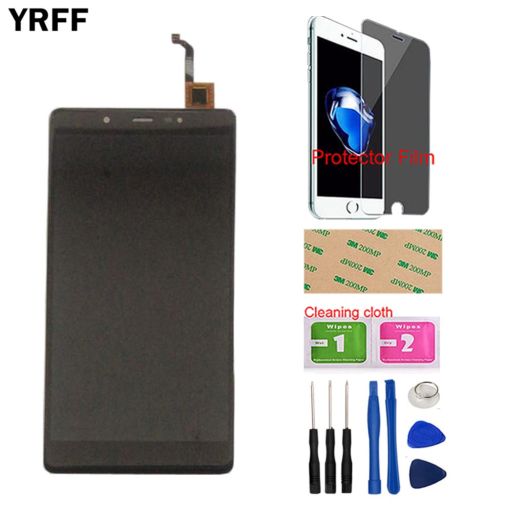 Mobile Lcd Display Touch T10 For Leagoo T10 LCD Display Screen And Touch Screen Assembly Sensor