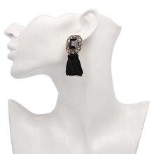 Bohemian Handmade Tassel Earrings