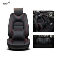 XWSN Universele autostoel cover audi A6L R8 Q3 Q5 Q7 S4 S5 S8 RS TT Quattro A1 A2 A3 A4 A5 A6 A7 A8 auto styling