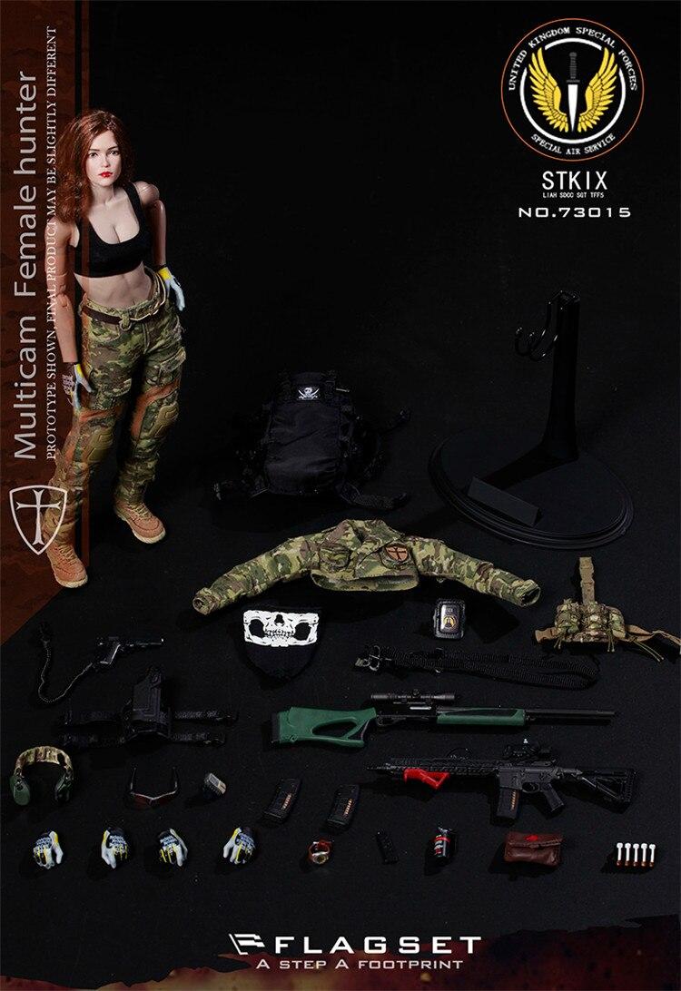1/6 الحرب الملائكة MC كامو أنجيلا أنجيلا FS 73015 الكامل مجموعة متعددة حدبة الجندي نموذج 12 ''الشكل العمل-في شخصيات دمى وحركة من الألعاب والهوايات على  مجموعة 1