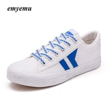 Summer Canvas Shoes Women/Men Fashion Hot-Selling Unisex Vulcanized Casual Woman