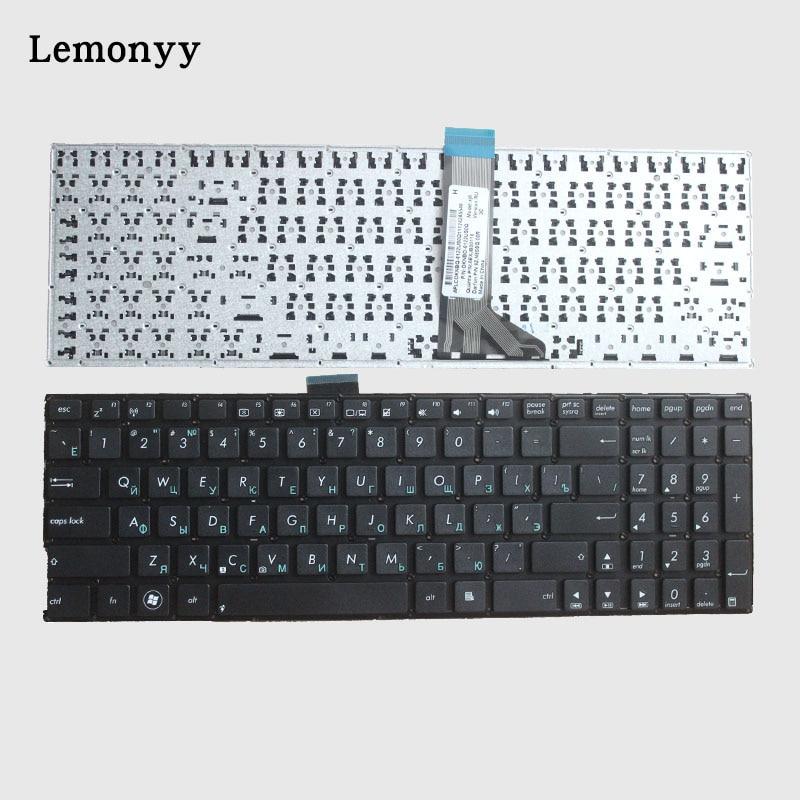 NEW Russian Keyboard for ASUS X554 X554L X554LA X554LD X554LI X554LJ X554LN X554LP Black RU laptop Keyboard цена