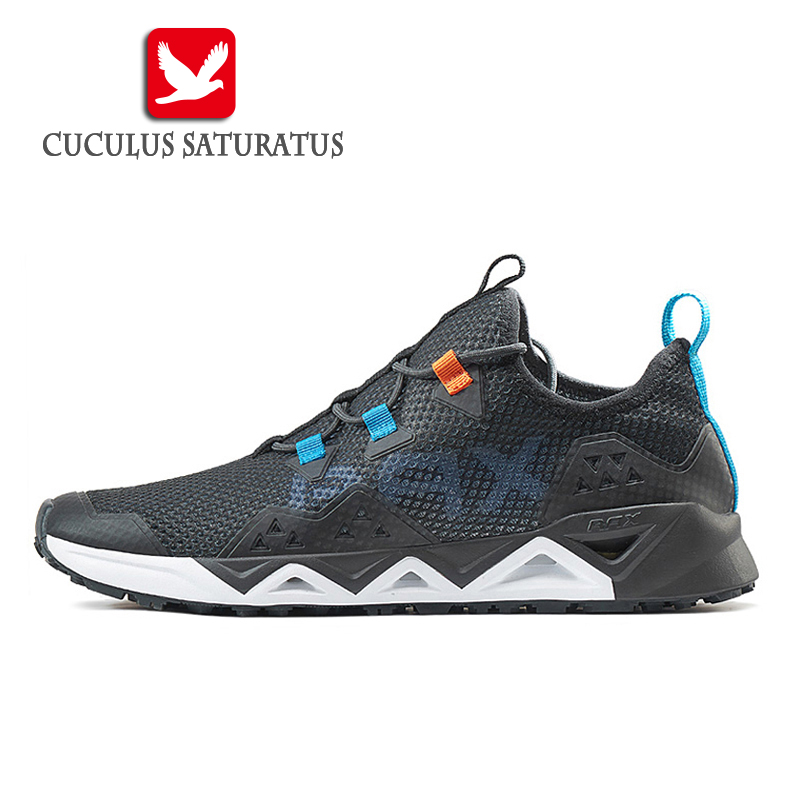 RAX Men Women Outdoor Sports Shoes Breathable Hiking Shoes Woman Sneakers Outdoor Walking Shoes Hiking Shoes 72-5K392