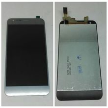 5.2 «для lg x cam k580 жк-дисплей + сенсорный стекла digitizer ассамблеи экран бесплатная доставка