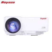 Noyazu 800 Lúmenes Proyector LCD Portátil LED Proyector de Cine En Casa TV HDMI Cine proyector Disfrutar de Entretenimiento de Cine Beamer