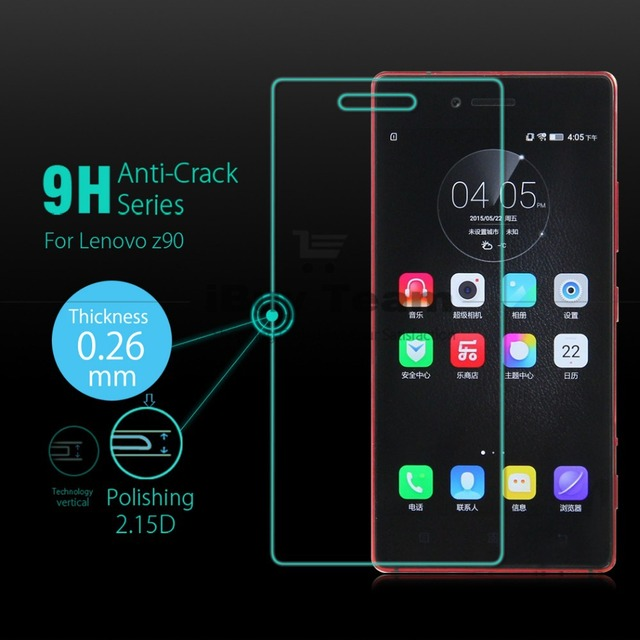 US $4 59 8% OFF|for Lenovo Vibe Shot Max Z90 Tempered Glass Screen  Protector for Lenovo Vibe Shot Explosion Proof Film Protective Guard In  Stock-in