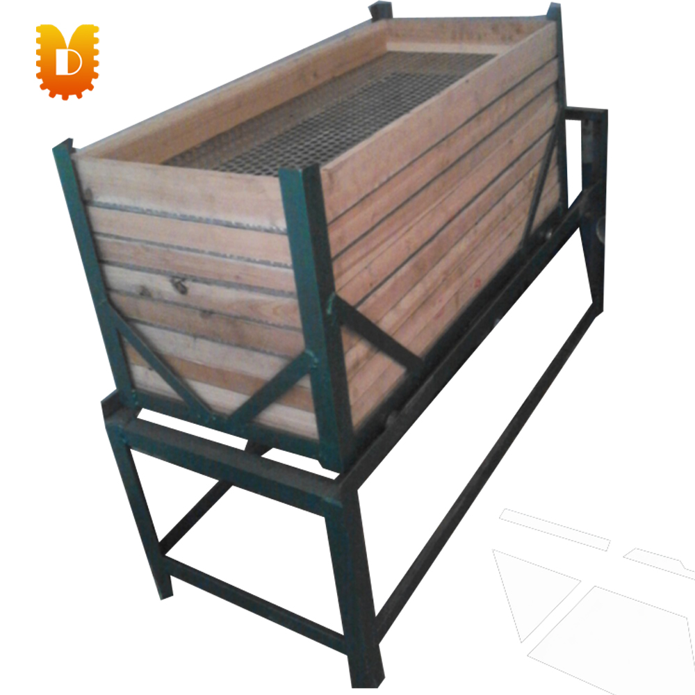 particle deposition UDLZ-FJ lotus particle screening machine dry louts seed grading machine