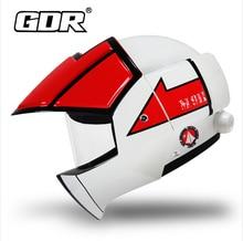 Newest Robotech Motocross Helmet Motorcycle Helmets Full Face Capacete DOT Approval(GDR Masei 911)