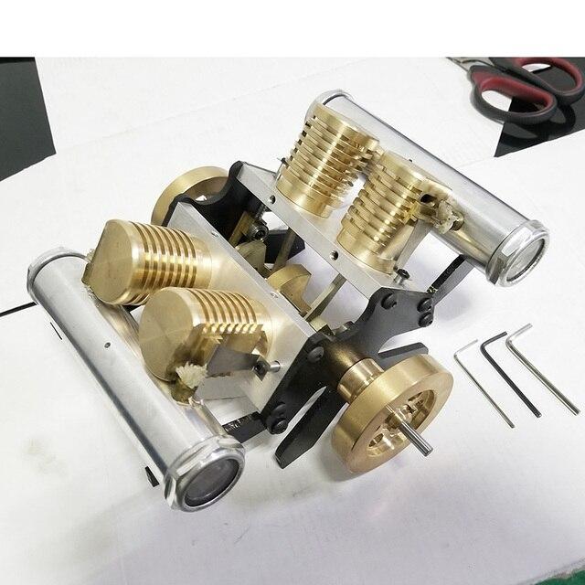 מנוע סטירלינג דגם ואקום הצתת מנוע דגם