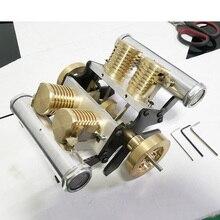 Stirling motor modeli vakum ateşleme motor modeli
